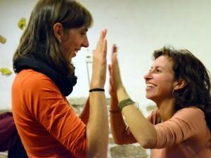 Diversity Matters workshop exploring relationship and theatre